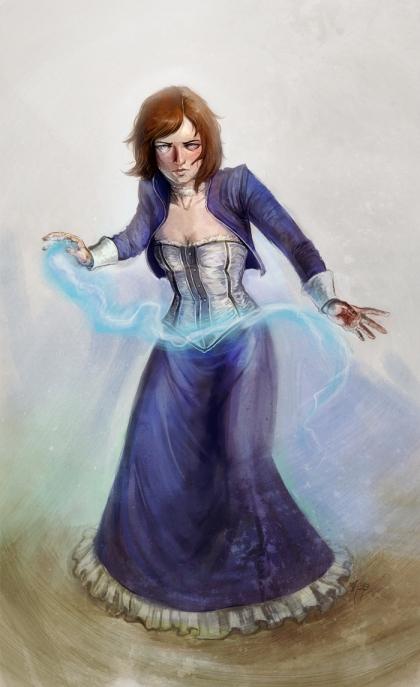 Elizabeth by Kim Myatt