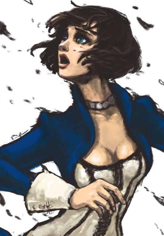 Elizabeth by Piano Bandit