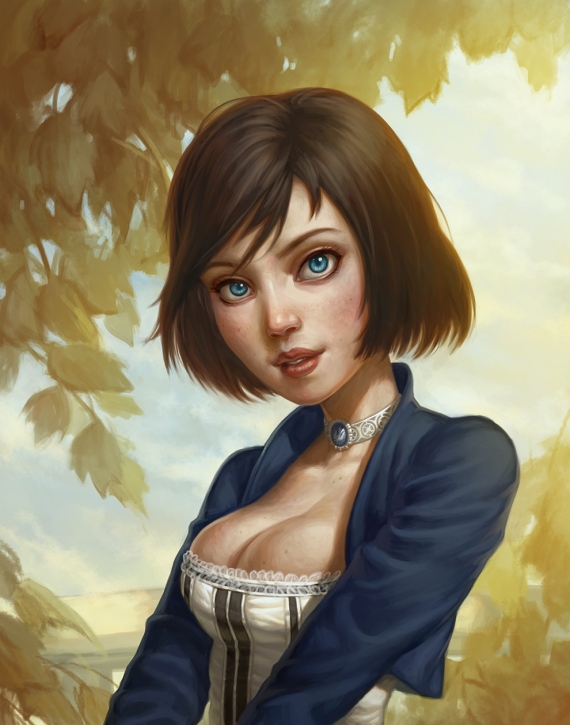 Elizabeth by Speh
