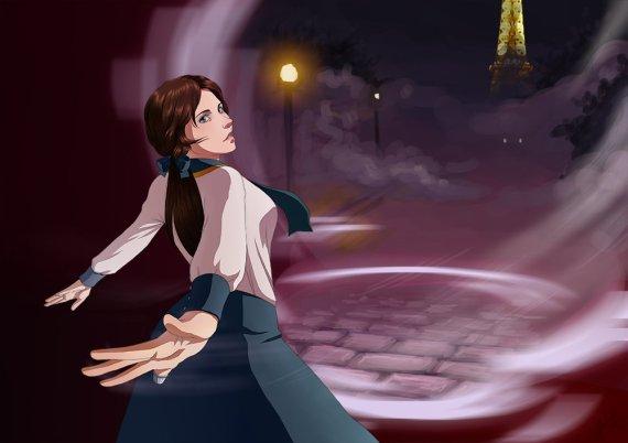 The Door into Paris by Snrssnvr