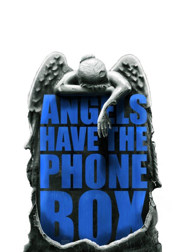 Weeping Angel by Darko Janevski