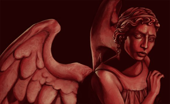Weeping Angel by Reonie Bothma