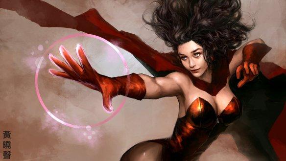 Scarlet by Xia Taptara
