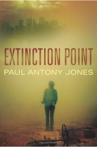 Extinction Point by Paul Antony Jones