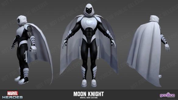 Moon Knight, Marvel Heroes Online 2015