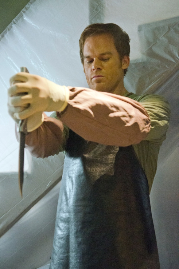 Michael C. Hall as Dexter Morgan (Season 7, episode 10) - Photo: Randy Tepper/Showtime - Photo ID: dexter_710_0967