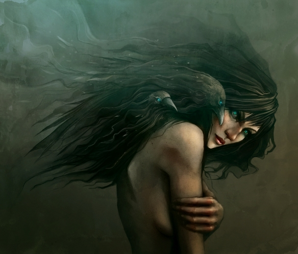 """""""She Call the Crows"""" by enmi"""