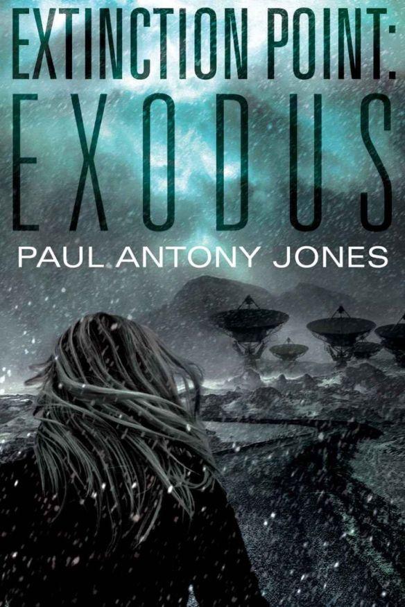 Extinction Point - Exodus cover
