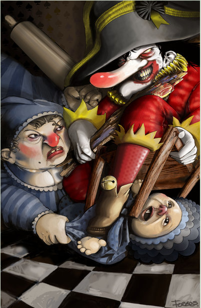 Punch and Judy by Dougdforbes