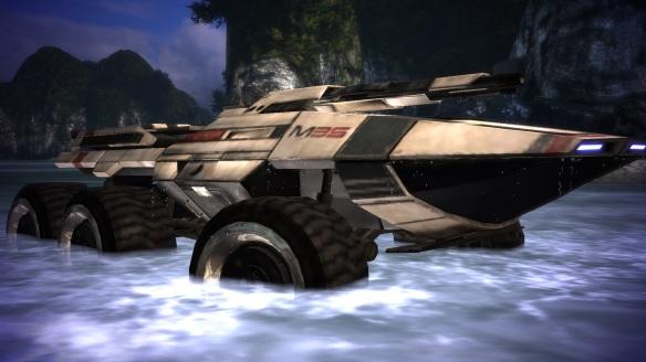 The Mako - Mass Effect 1
