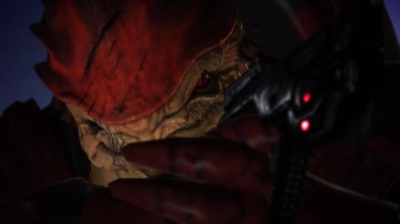 Wrex, Virmire, Mass Effect 1