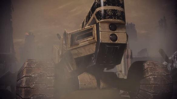 Krogan Tomkah, Mass Effect 2. Tuchanka