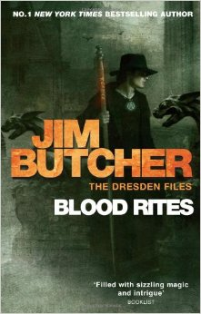 Blood Rites, UK cover