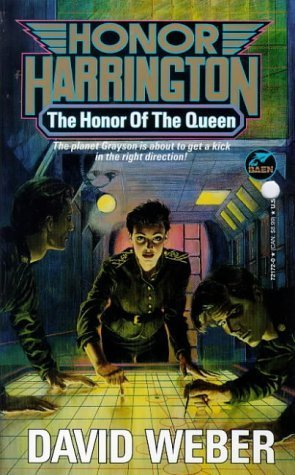 The Honor of the Queen cover by Larry Schwinger