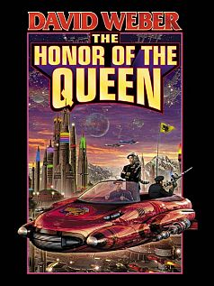 The Honor of the Queen cover by David Mattingly