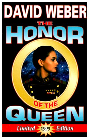 The Honor of the Queen cover by David Mattingly. Hardback, special edition