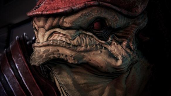 Wrex, Mass Effect 3