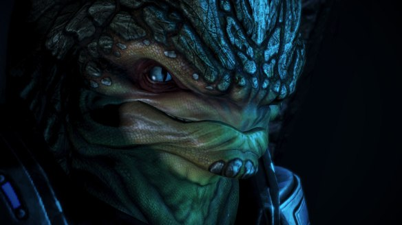 Grunt, Mass Effect 3, Utukku.