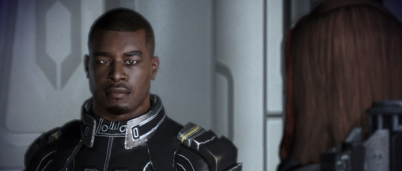 Jacob Taylore, Lazarus Project, Mass Effect 2