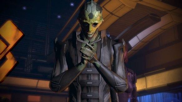 Thane Krios, Citadel Mass Effect 2
