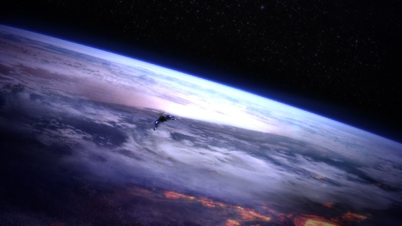 Eden Prime, Mass Effect 1