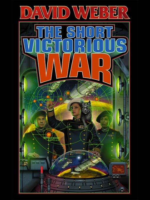 A Short Vistorious War cover by David Mattingly
