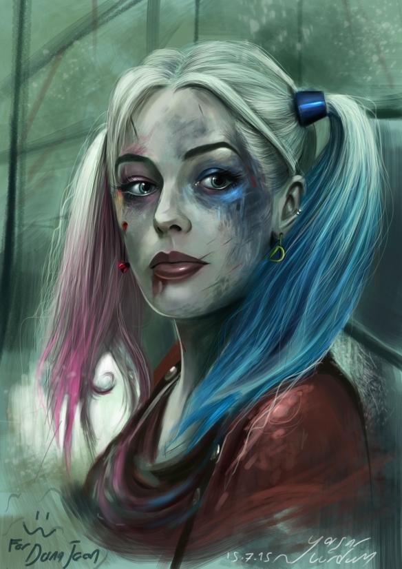 Harley Quinn - Suicide Squad by Yaşar Vurdem