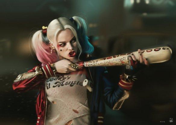 Harley Quinn by Yaşar Vurdem