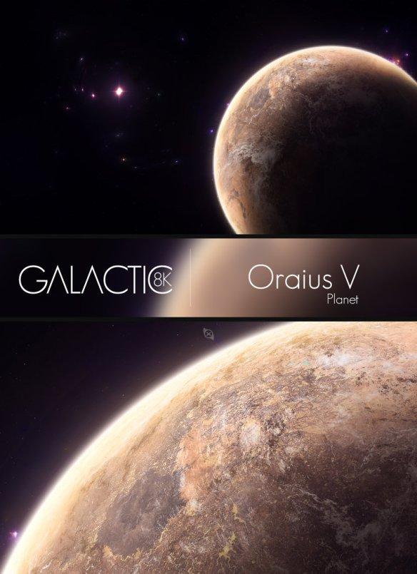 Oraius V presentation piece by Xiox321