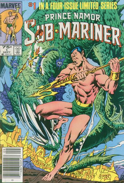 Namor the Submariner Volume 1