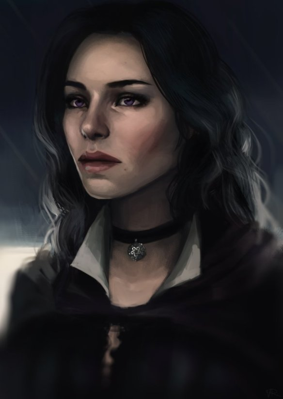 Yennefer by Shamiana (Click image to visit original)