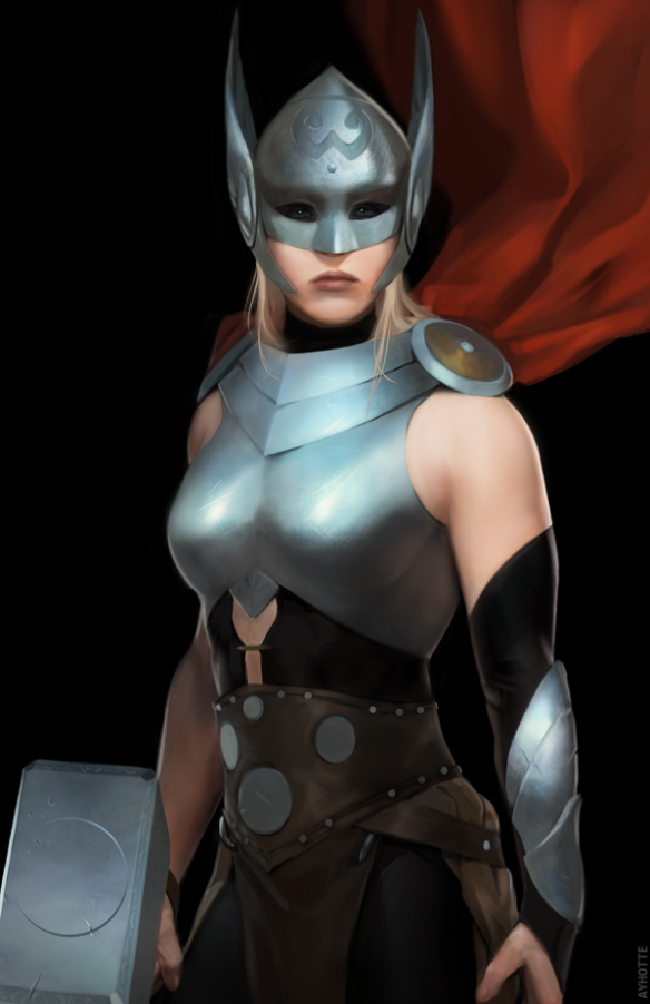 Thor by Ayhotte (click to visit original)